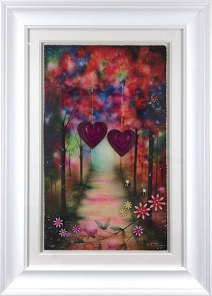 Kealey Farmer - 'The Right Path' - Limited Edition Artwork