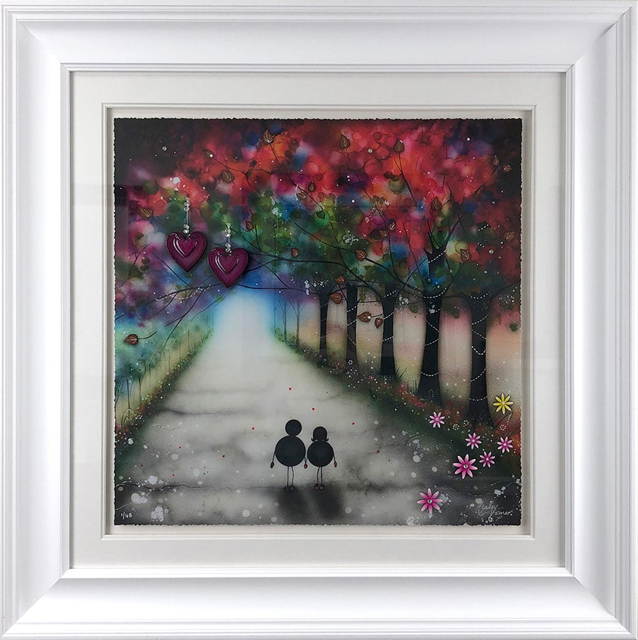 Kealey Farmer - 'By Your Side' - Framed Limited Edition Art