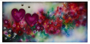Kealey Farmer - 'Where Love Grows' - Limited Edition Artwork