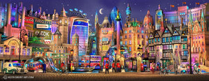 London Way' by Keith Drury (limited edition Art)