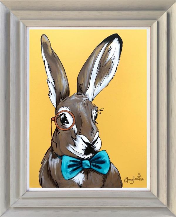 Amy Louise - 'Mad As A March Hare' - Original Art