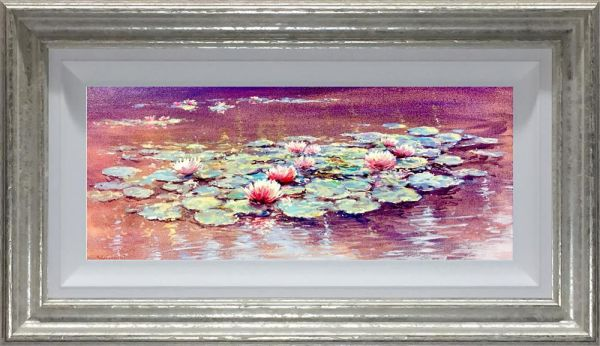 Mariusz Kaldowski - 'Jewel's On The Water' - Original Art