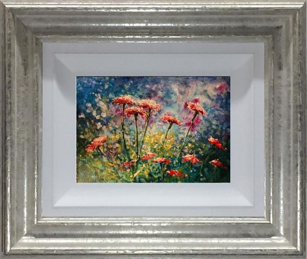 Mariusz Kaldowski - 'Joy Of Carnations' - Original Art