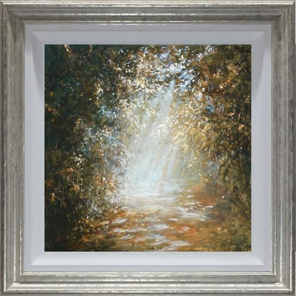 Mariusz Kaldowski - 'Passage Toward's The Light' - Original Art