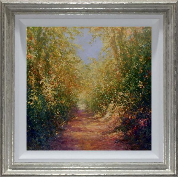 Mariusz Kaldowski - 'Summer Evening Walk' - Original Art