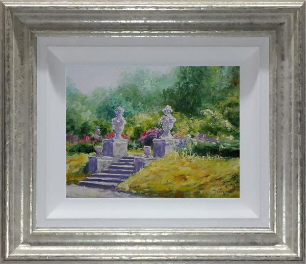 Mariusz Kaldowski - 'The Great Garden' - Original Art