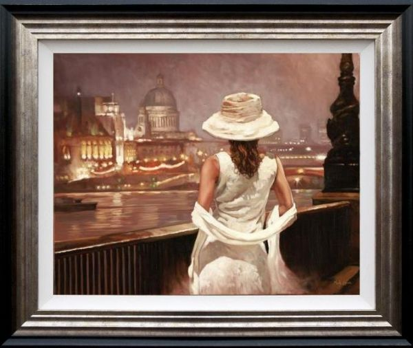 Mark Spain - 'Evening Beauty' - Limited Edition Art