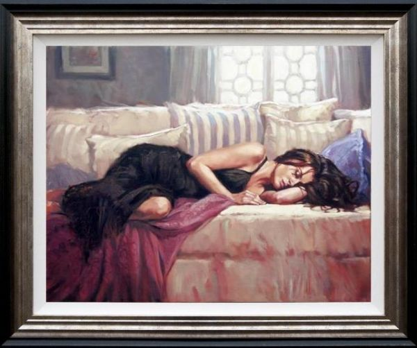 Mark Spain - 'Quiet Thoughts' - Limited Edition Art