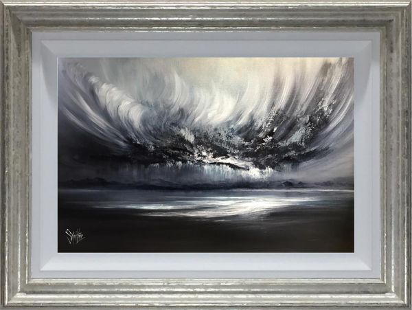 Caro Saintvire - 'Nightscape ' - Original Art