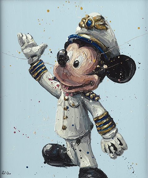 """Mickey"" by Paul Oz (limited edition)"