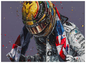 """Union Lewis III"" by Paul Oz (limited edition print)"