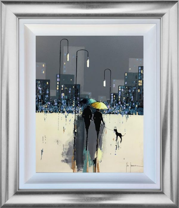 John Horsewell - 'Rain Or Shine' - Original artwork