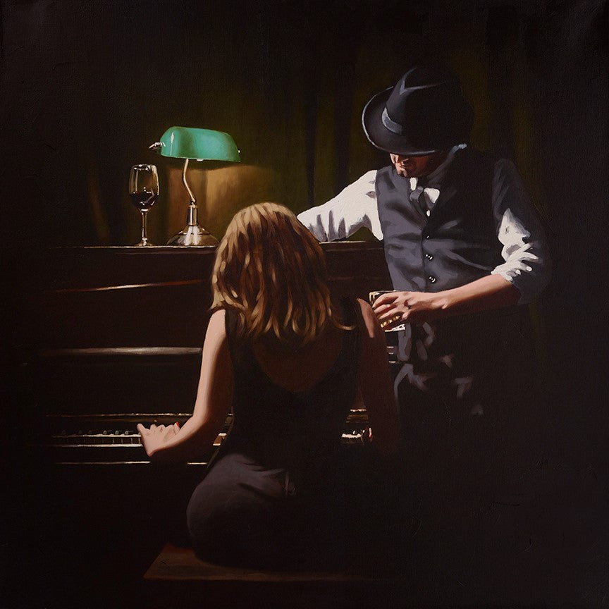 Richard Blunt - 'Play It Again' - Limited Edition Art