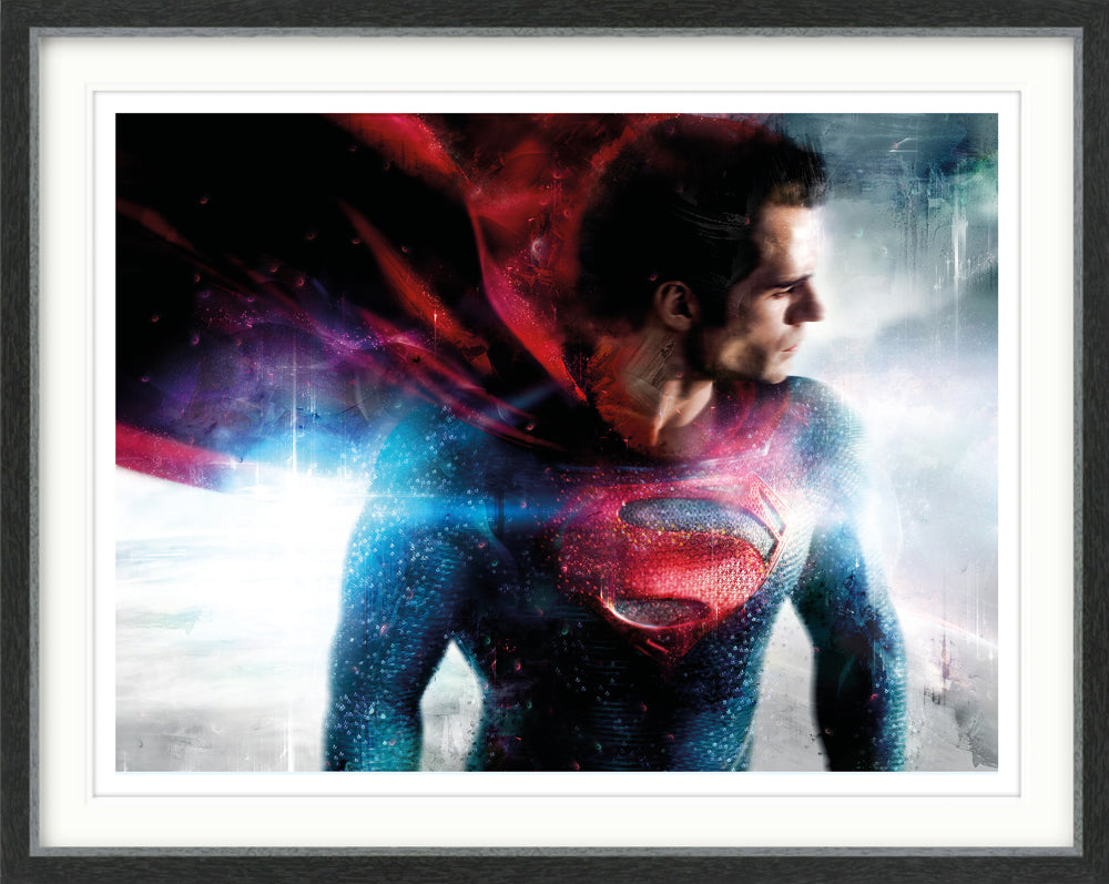 Mark Davies - 'There is a Superhero in all of us' (Superman) - Limited Edition