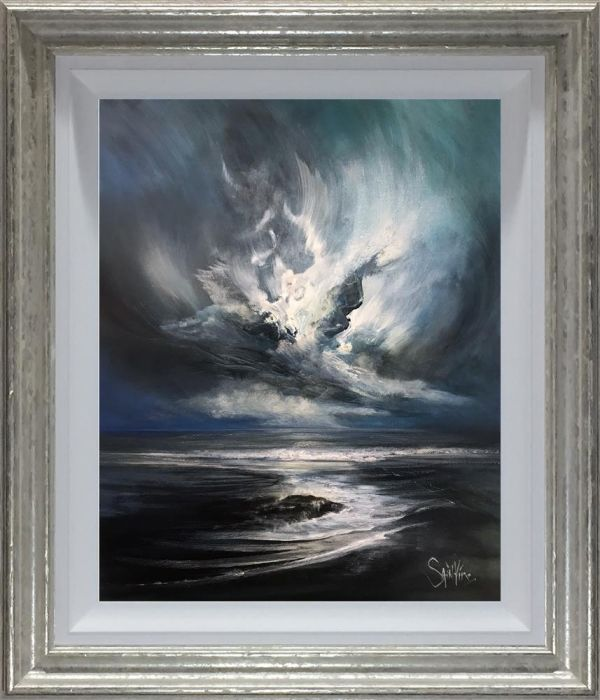 Caro Saintvire - 'Sea Whispers' - Original Art