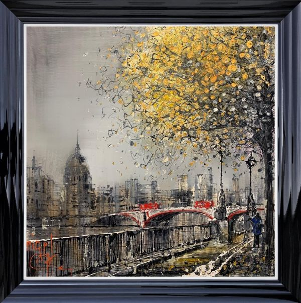 Nigel Cooke - 'St Pauls Walk' - Original Art