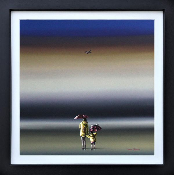 Steve Johnston - 'Flying High' - Original Art