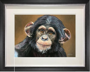 Samantha Greenhill - 'Stevie' - Original Art