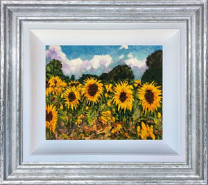 Timmy Mallett - 'Summer Radiance' - Original Art