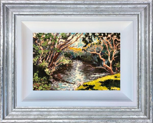 Timmy Mallett - 'The Water Hole' - Original Art