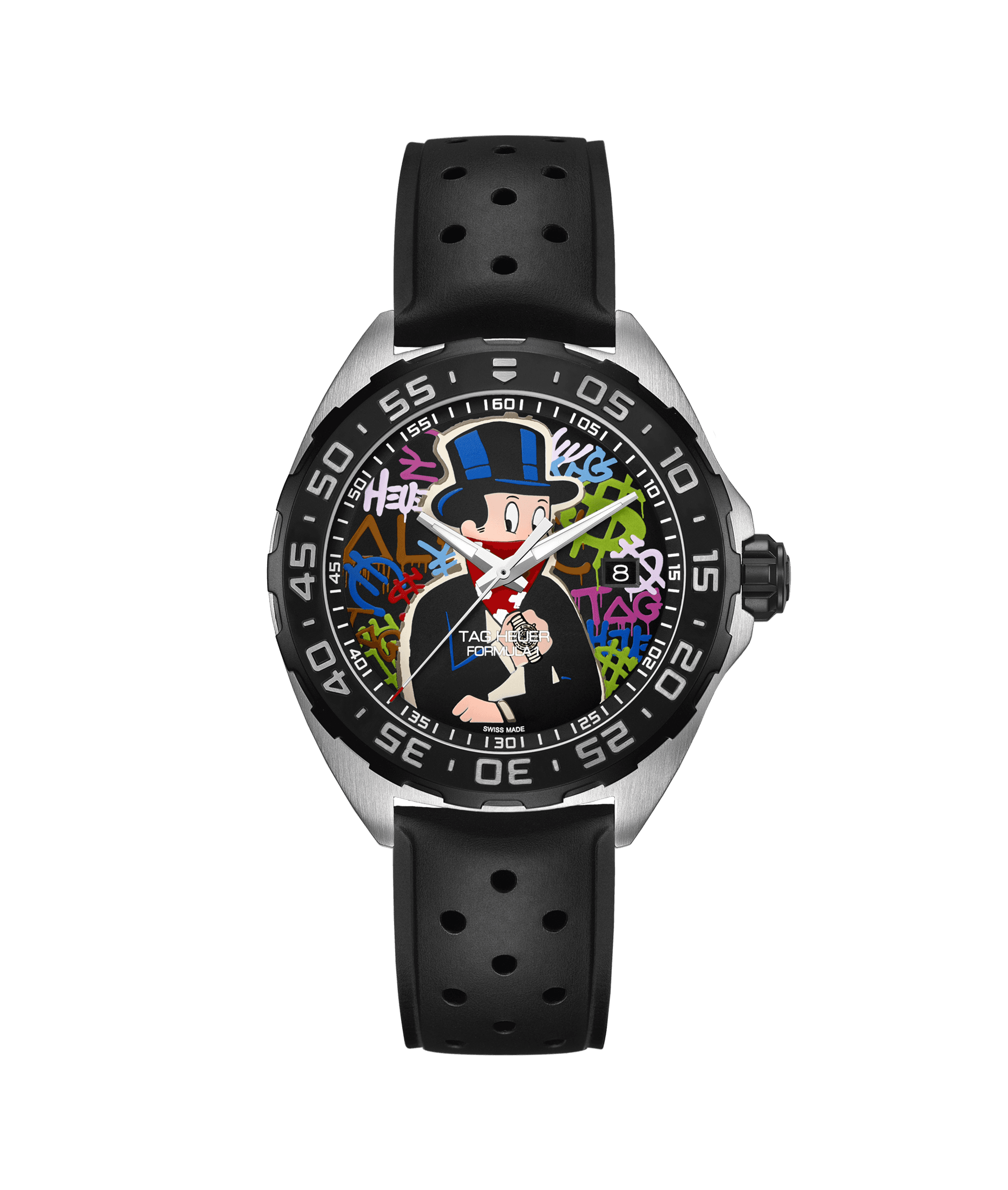 Alec Monopoly Special Edition TAG Heuer Watch