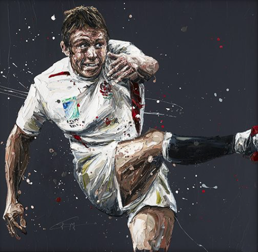 Paul Oz - 'Wilkinson' - Limited Edition Print & Canvas