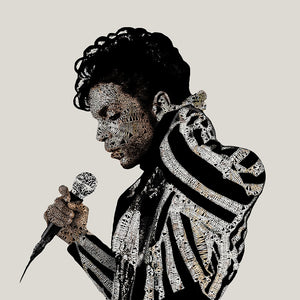 Zee - 'Prince - Cotton Collection' - Limited Edition Art