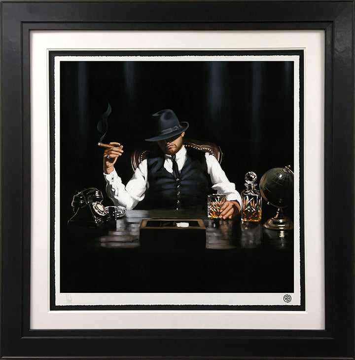 Richard Blunt - 'The Boss' -  Limited Edition