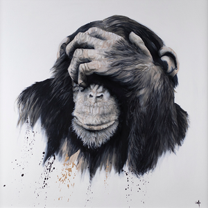Dean Martin  - ' See No Evil ' - Limited Edition Art