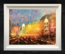 Carol Mountford - 'Towards Piccadilly' - Original Art