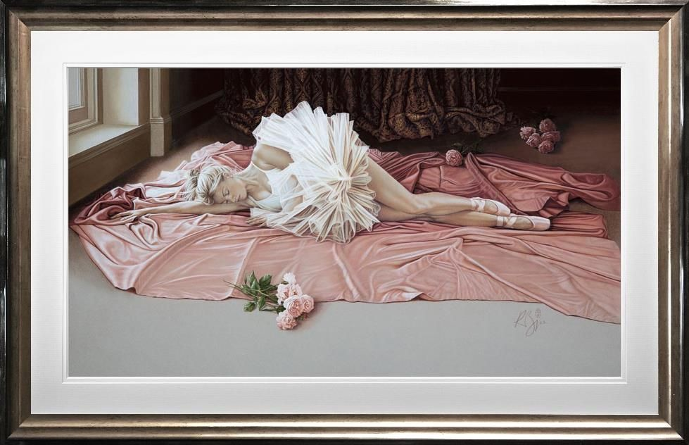 Kay Boyce - 'Sleeping Beauty' - Limited Edition Art