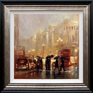 Mark Spain - 'West End' - Limited Edition Art
