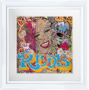 Louise Dear - 'Rude' - Limited Edition Art