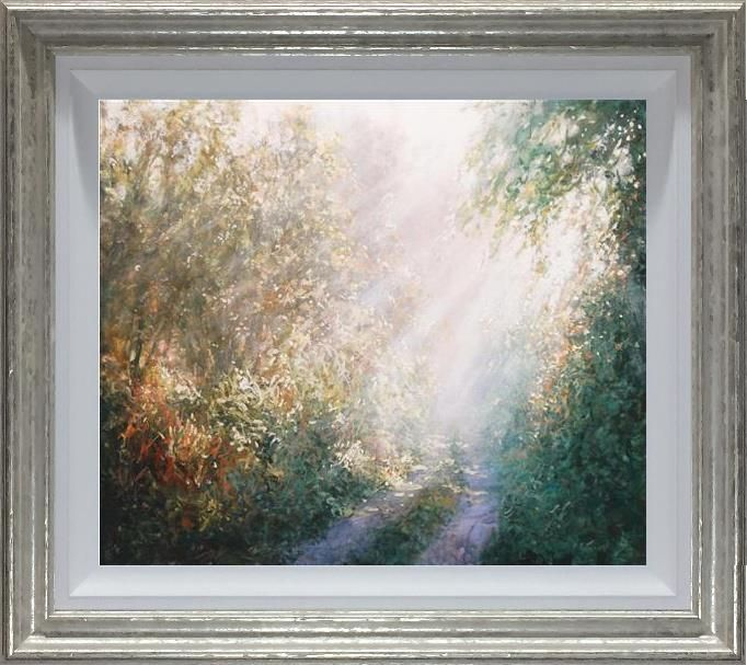 Mariusz Kaldowski - 'Path Through The Trees' - Original Art