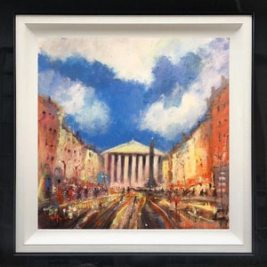 Carol Mountford - 'The Pathenon - Rome' - Original Art