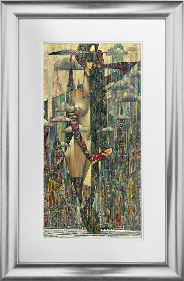 Andrei Protsouk - 'Manhattan' - Limited Edition Art