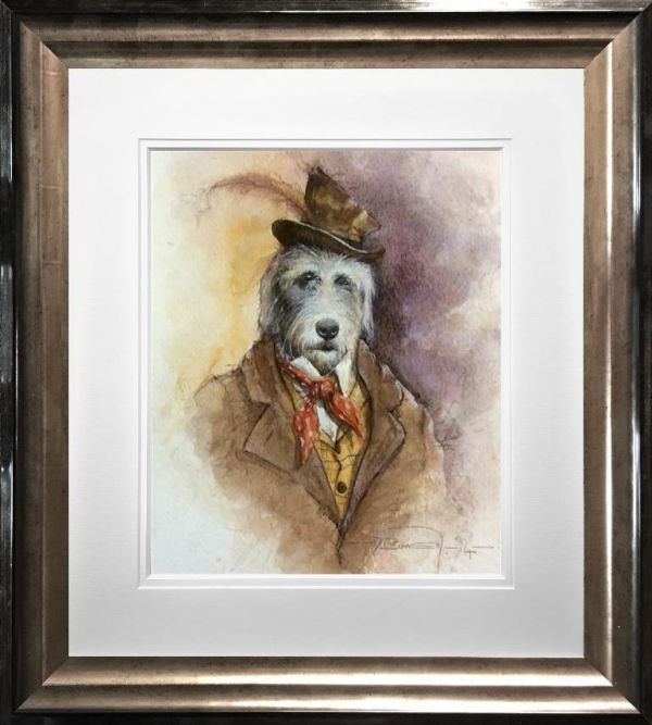 Dale Bowen - 'Looking Regal' - Original