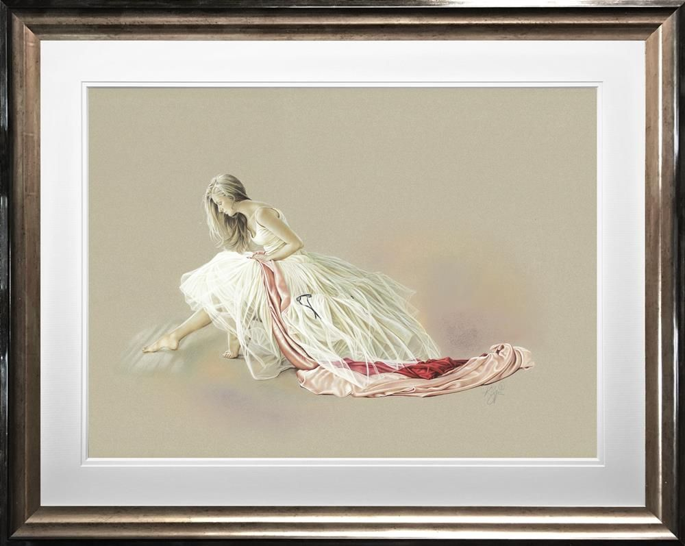 Kay Boyce - 'Silk and Satin' - Limited Edition Art