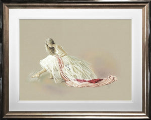 Kay Boyce - Silk and Satin - Limited Edition Artwork