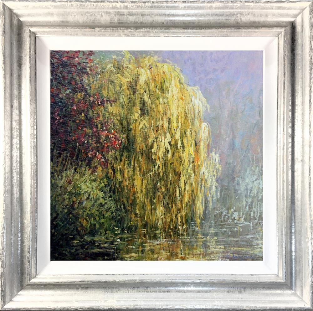 Mariusz Kaldowski - 'Sleepy Willow' - Original Art