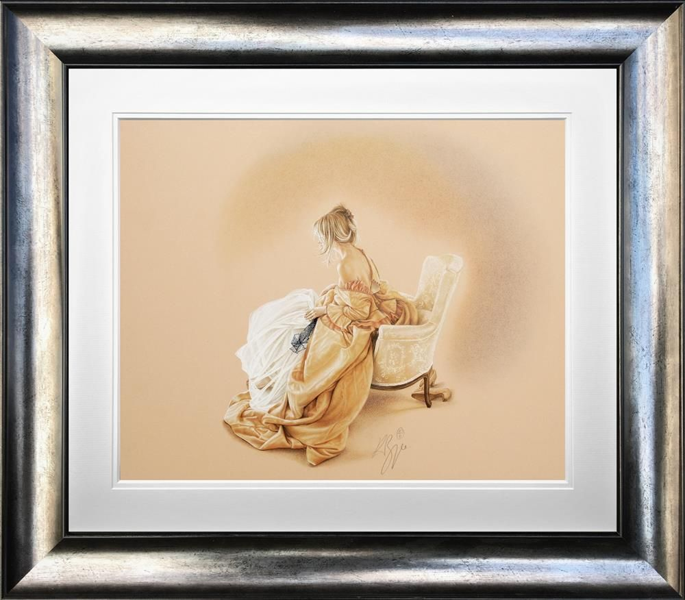 Kay Boyce - 'Sitting Pretty' - Limited Edition Art