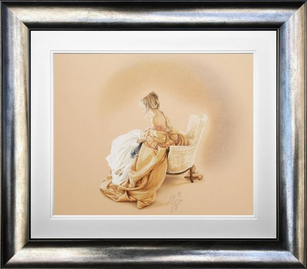 Kay Boyce - 'Sitting Pretty' - Original  Art