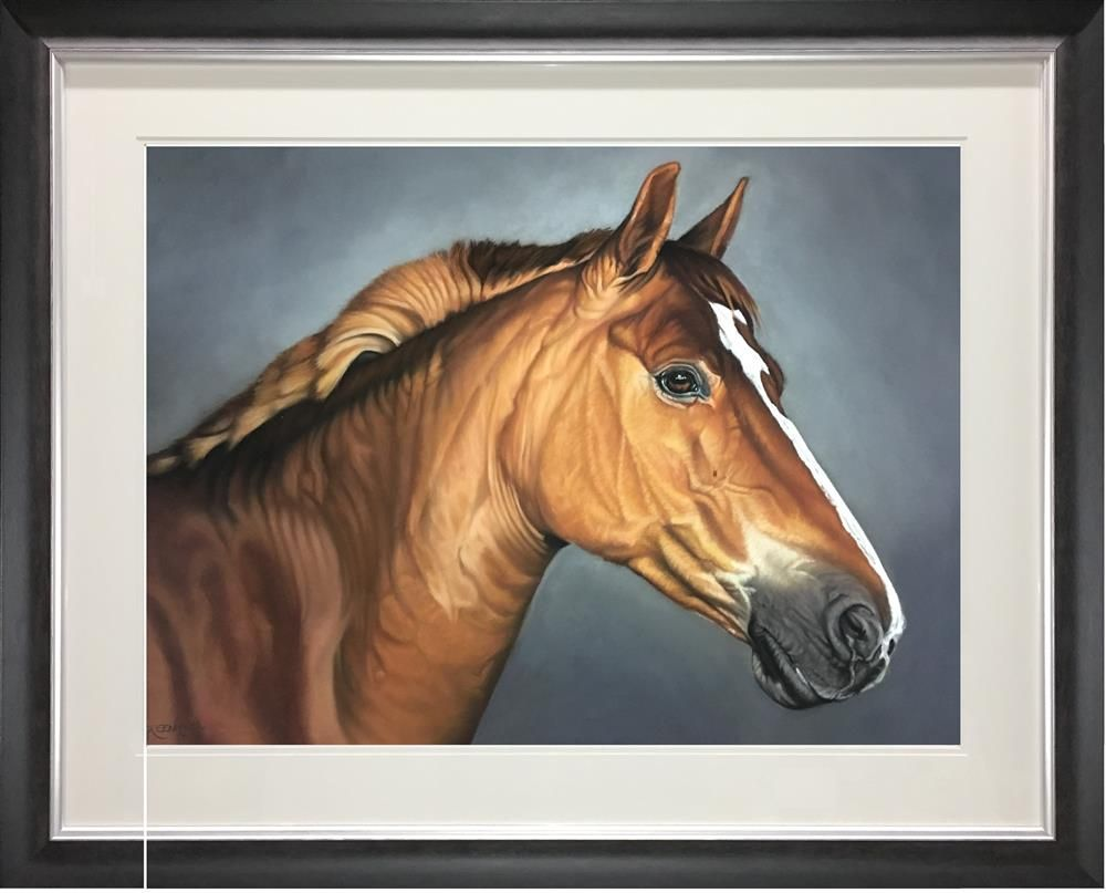 Samantha Greenhill - 'Winner' - Original Art