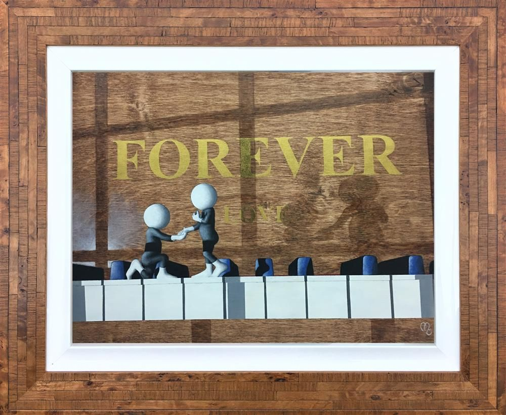 Mark Grieves - 'Forever' - Limited Edition Art