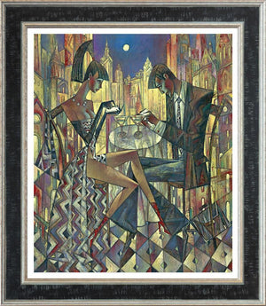Andrei Protsouk - 'City Lights (Large)' - Limited Edition Art