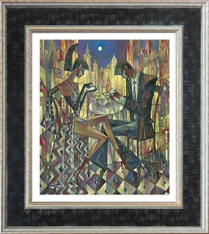 Andrei Protsouk - 'City Lights (Small)' - Limited Edition Art