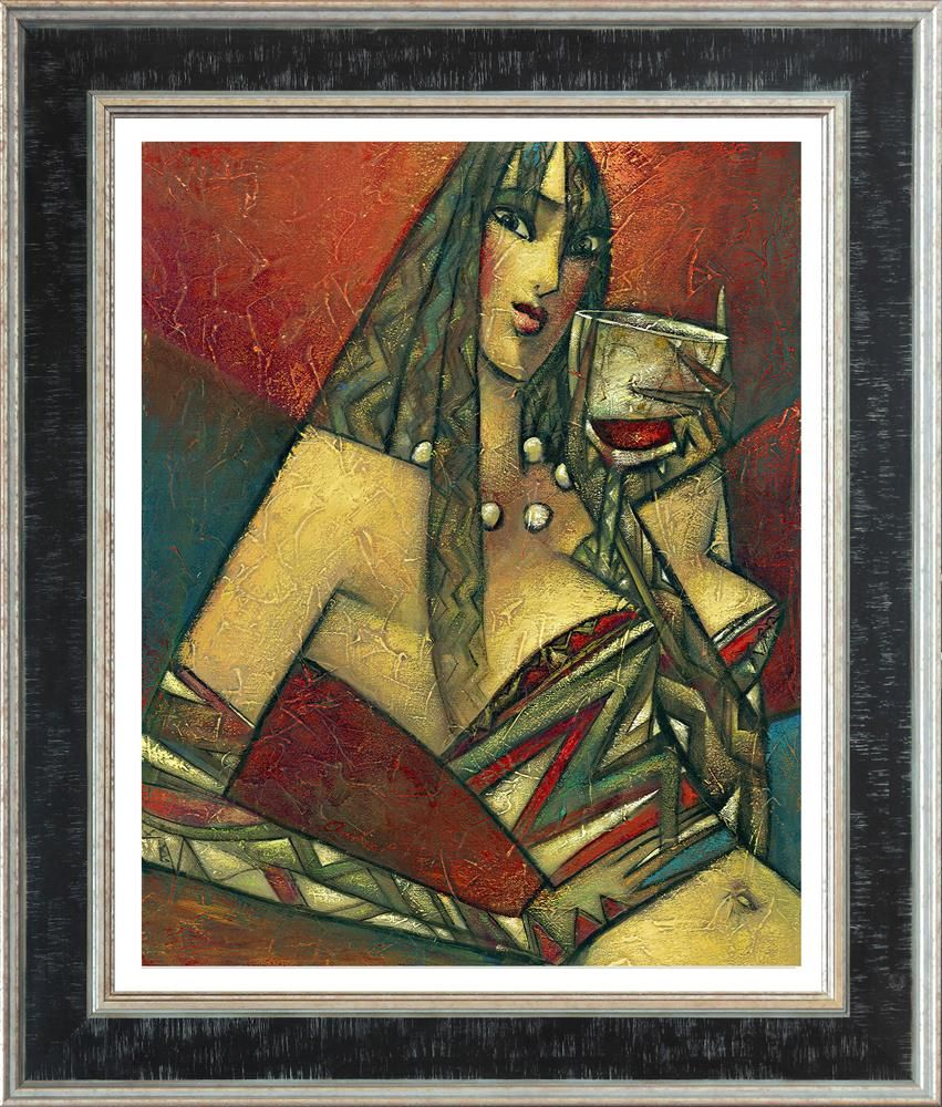 Andrei Protsouk - 'Pinot Noir (Large)' - Limited Edition Art