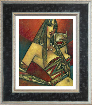 Andrei Protsouk - 'Pinot Noir (Small)' - Limited Edition Art
