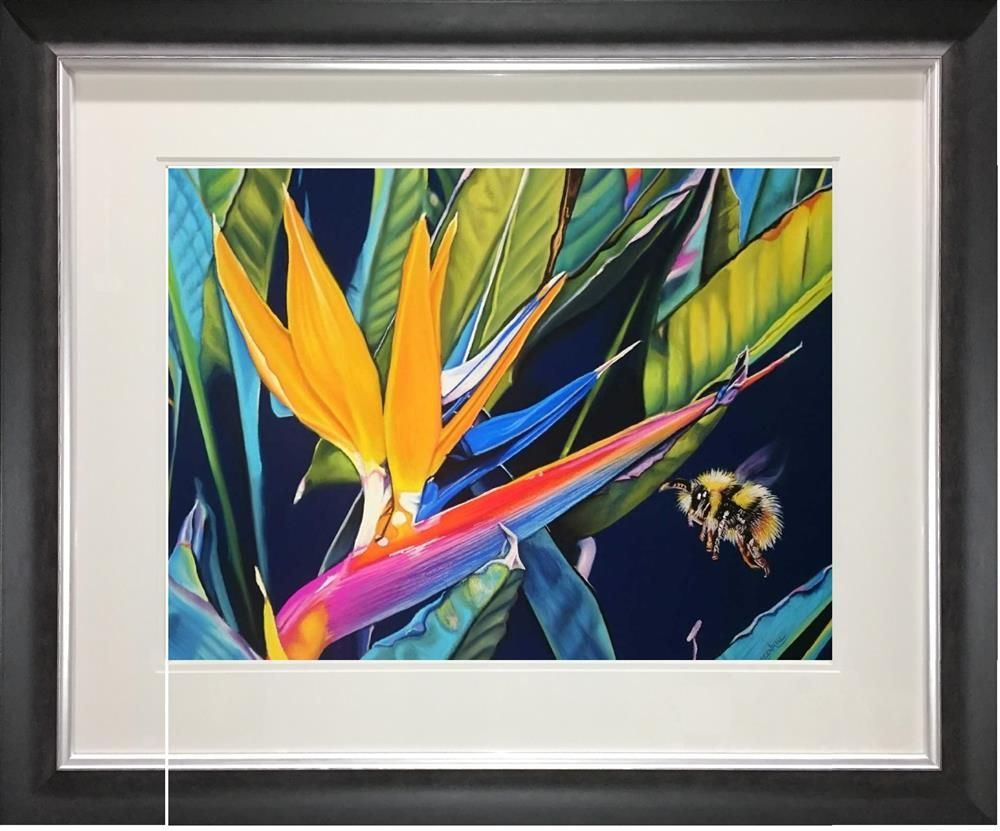 Samantha Greenhill - 'Flight Of The Bumblebee' - Original Art