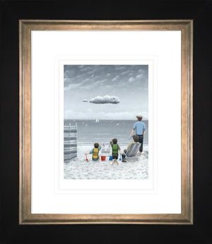 Leigh Lambert - 'Trouble On The Horizon' - Paper - Limited Edition Art